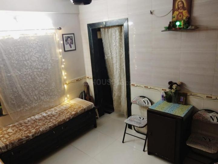 Bedroom Image of 500 Sq.ft 1 BHK Apartment for rent in Malad West for 18000