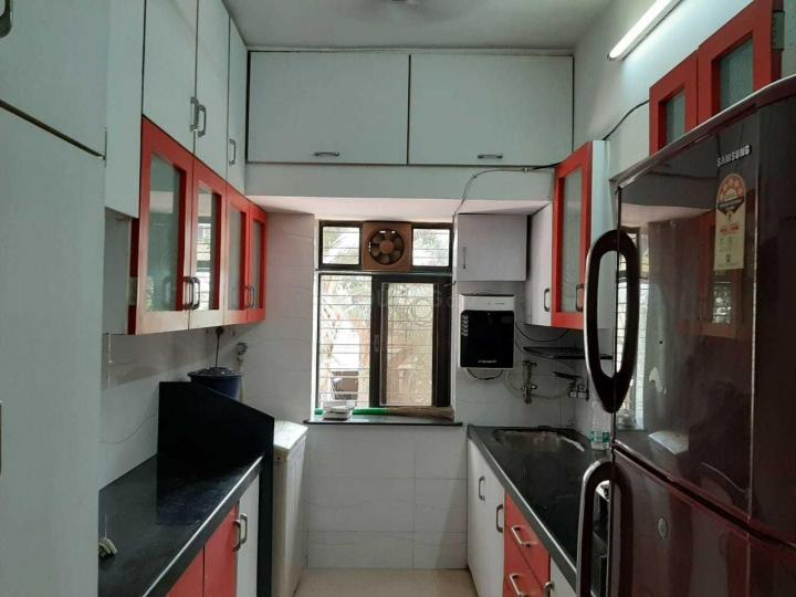 Kitchen Image of 1000 Sq.ft 2 BHK Apartment for rent in Santacruz East for 52000