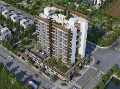 Gallery Cover Image of 1600 Sq.ft 3 BHK Apartment for buy in Sairama One World, Greater Khanda for 13000000