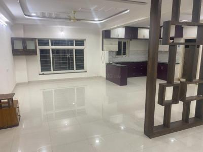 Gallery Cover Image of 1890 Sq.ft 3 BHK Apartment for rent in Hallmark Rain Valley, Puppalaguda for 26000