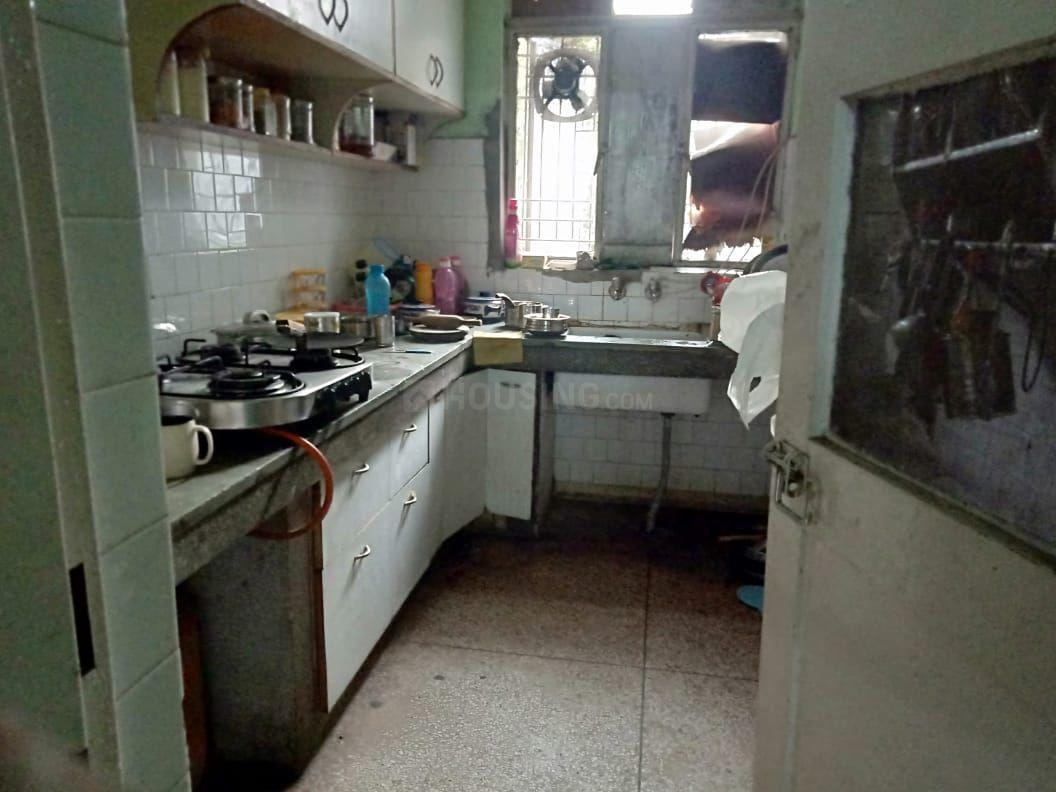 Kitchen Image of 1100 Sq.ft 2 BHK Apartment for rent in Sector 19 Dwarka for 19000