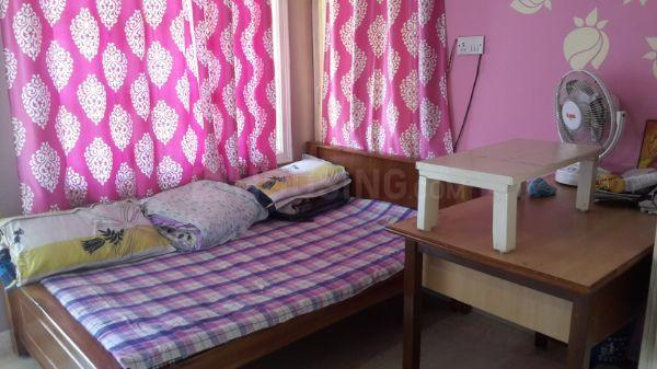 Bedroom Image of 400 Sq.ft 1 RK Independent Floor for rent in Hebbal for 4800