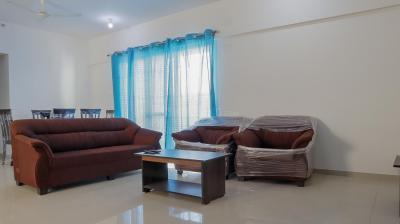 Living Room Image of 1003, Nt1, The Crown Greens in Maan