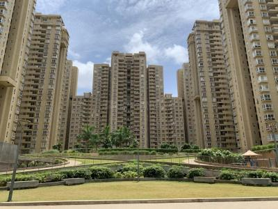 Gallery Cover Image of 1595 Sq.ft 3 BHK Apartment for rent in Bhartiya City Nikoo Homes, Kannuru for 29000