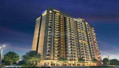Gallery Cover Image of 580 Sq.ft 1 BHK Apartment for buy in Anant Metropolis Insignia Towers, Kasarvadavali, Thane West for 5500000