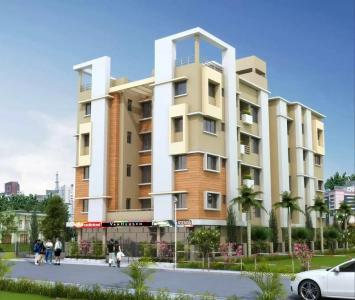 Gallery Cover Image of 978 Sq.ft 2 BHK Apartment for buy in Adya Exotica Villa, Dhakuria for 5390000