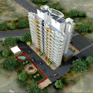 Gallery Cover Image of 1030 Sq.ft 2 BHK Apartment for buy in Dombivli East for 6500000