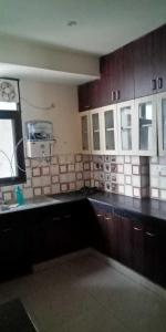 Gallery Cover Image of 680 Sq.ft 1 BHK Apartment for rent in Avj Heightss, Zeta I Greater Noida for 7000