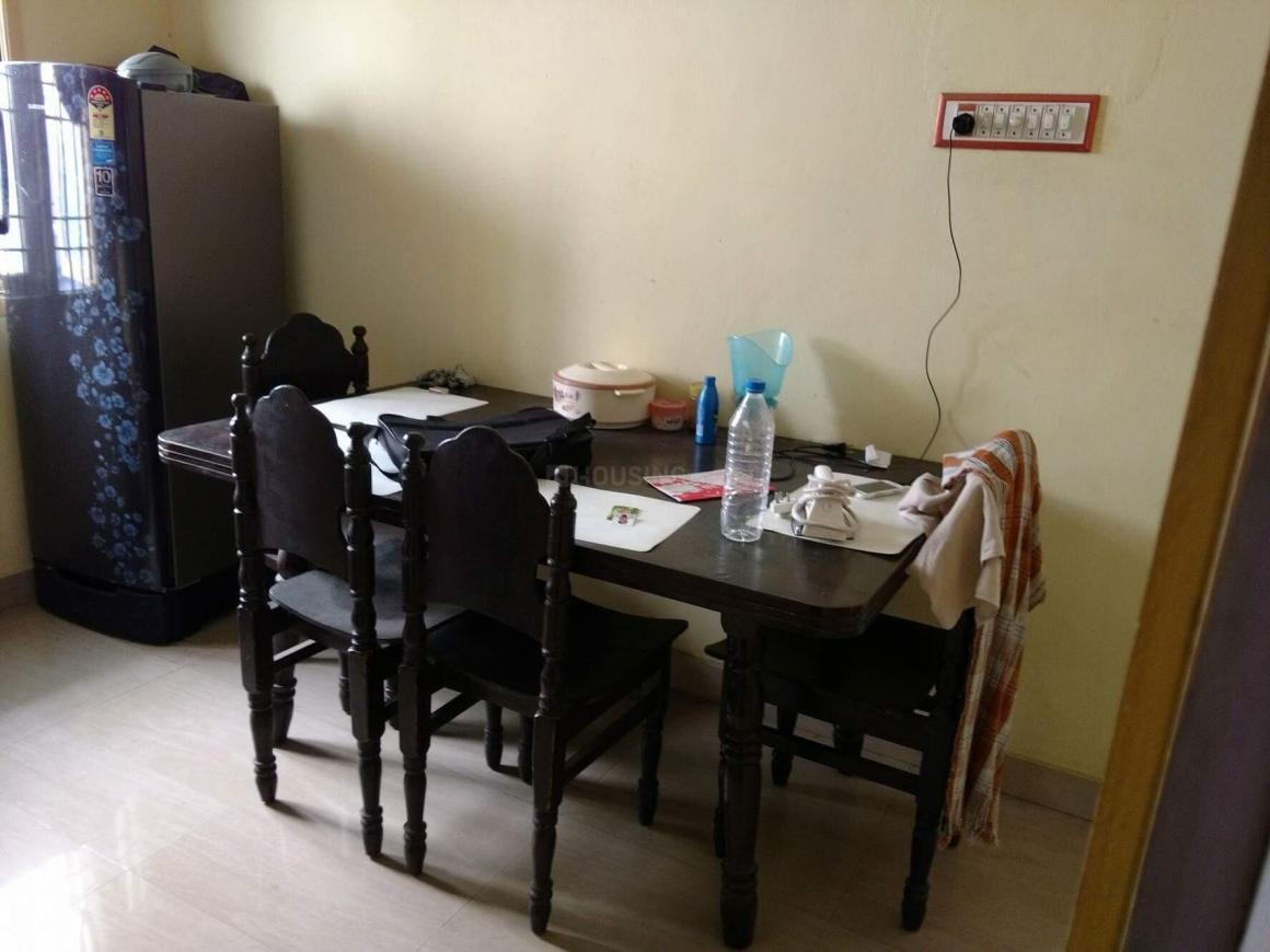 Living Room Image of 800 Sq.ft 2 BHK Independent House for rent in Sembakkam for 8500