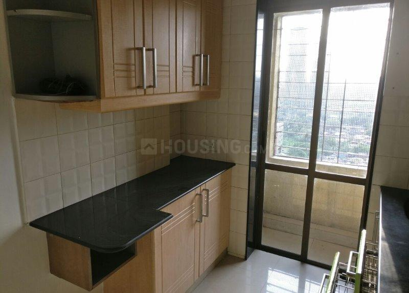 Kitchen Image of 940 Sq.ft 2 BHK Apartment for rent in Borivali East for 40000