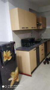 Gallery Cover Image of 600 Sq.ft 1 BHK Apartment for rent in New Town for 17000
