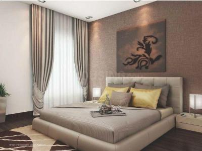 Gallery Cover Image of 1200 Sq.ft 2 BHK Apartment for buy in Vardhman Horizon, Jhotwara for 3499000
