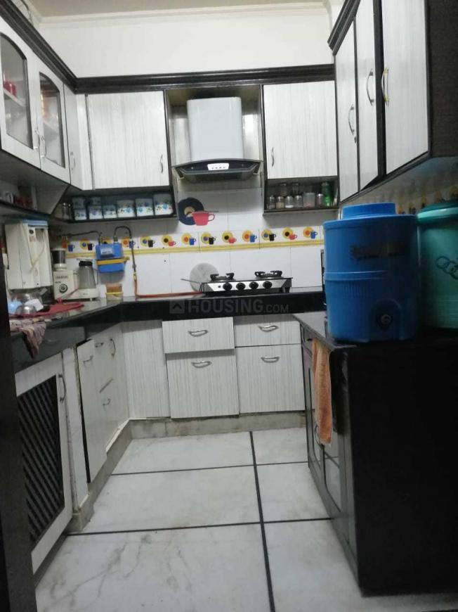 Kitchen Image of PG 4040665 Shastri Nagar in Shastri Nagar