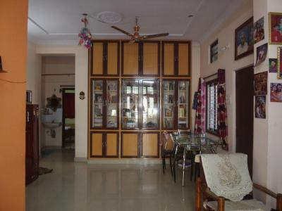 Gallery Cover Image of 1300 Sq.ft 3 BHK Independent Floor for rent in Vanasthalipuram for 13000