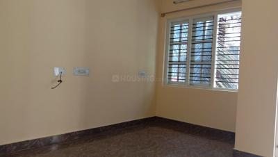 Gallery Cover Image of 501 Sq.ft 1 BHK Independent Floor for rent in Murugeshpalya for 7500