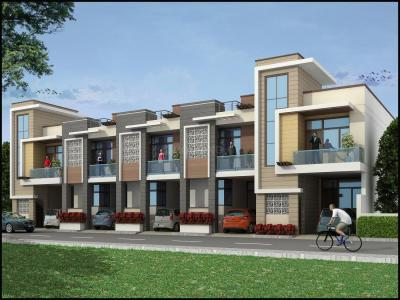 Gallery Cover Image of 1800 Sq.ft 3 BHK Villa for buy in Mansarovar for 6400000