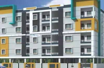 Gallery Cover Image of 1025 Sq.ft 2 BHK Apartment for buy in Krishna Reddy Pet for 3300000