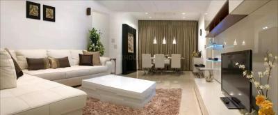 Living Room Image of 2500 Sq.ft 4 BHK Apartment for buy in Mahanagar Ganga Ishanya C, Dhankawadi for 22500000