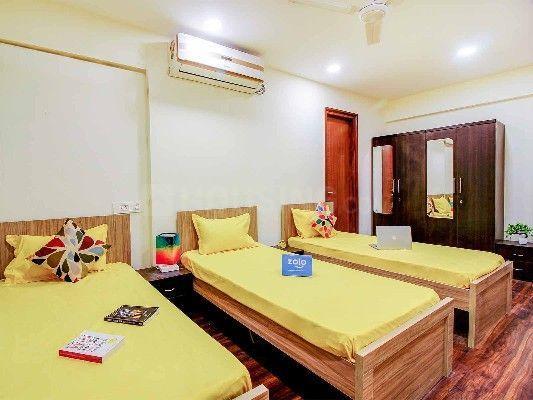 पवई में पीजी पवई में बेडरूम की तस्वीर