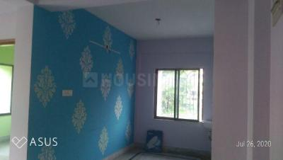 Gallery Cover Image of 900 Sq.ft 2 BHK Apartment for rent in Solid Newtown Apartment, New Town for 14000