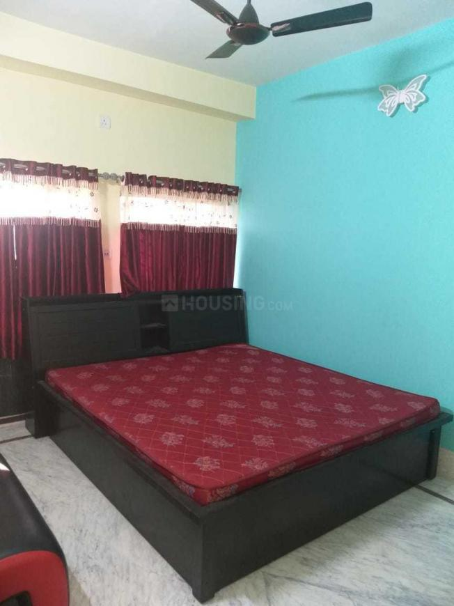 Bedroom Image of 720 Sq.ft 1 BHK Apartment for rent in Keshtopur for 7500