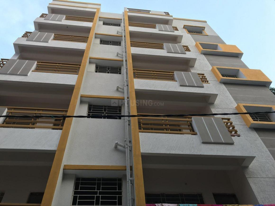 Building Image of 600 Sq.ft 1 BHK Apartment for rent in New Thippasandra for 24000