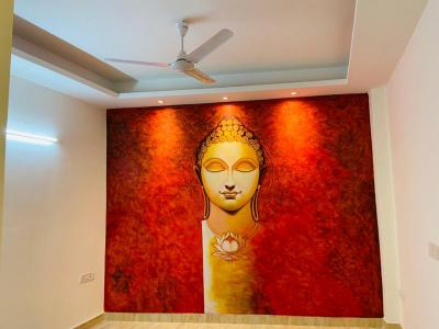 Gallery Cover Image of 290 Sq.ft 1 BHK Independent House for rent in Saket for 9000
