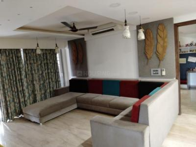 Gallery Cover Image of 2376 Sq.ft 3 BHK Apartment for buy in Ghanshyam Satya Crystal, Ambawadi for 19500000