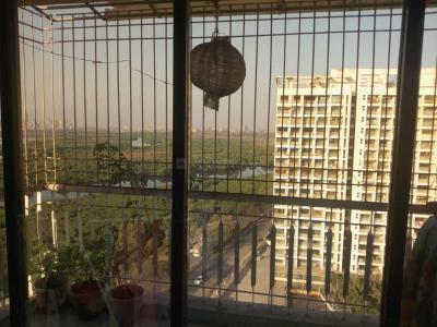 Gallery Cover Image of 520 Sq.ft 1 BHK Apartment for rent in Anmol Basera , Kharghar for 20000