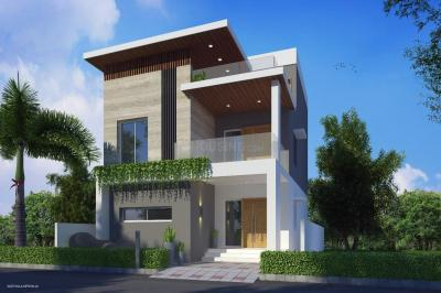 Gallery Cover Image of 2155 Sq.ft 3 BHK Villa for buy in Annojiguda for 7500000