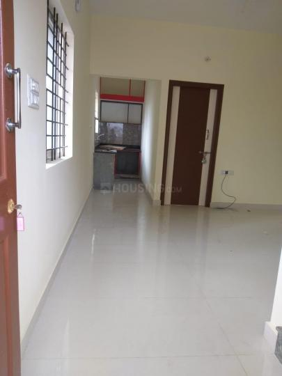 Living Room Image of 680 Sq.ft 1 BHK Independent House for rent in Electronic City for 10000