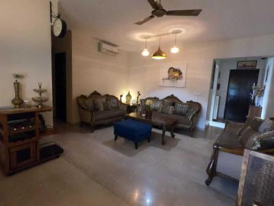 Gallery Cover Image of 1800 Sq.ft 3 BHK Apartment for rent in Powai for 110000