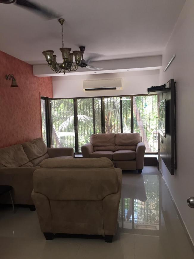 Living Room Image of 1300 Sq.ft 3 BHK Apartment for rent in Andheri West for 95000