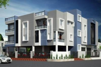 Gallery Cover Image of 1150 Sq.ft 3 BHK Apartment for buy in Medavakkam for 5290000