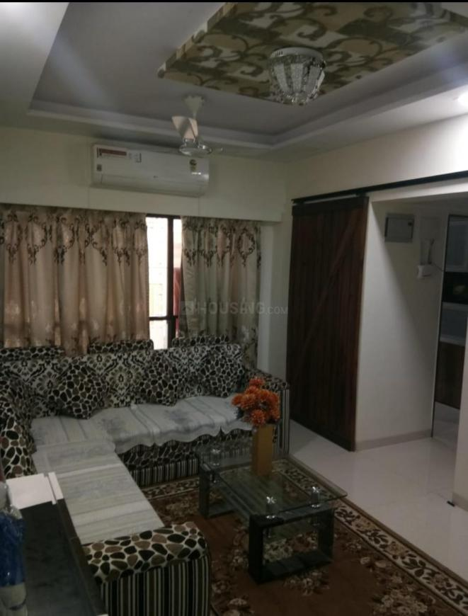 Living Room Image of 620 Sq.ft 1 BHK Apartment for rent in Andheri East for 35000