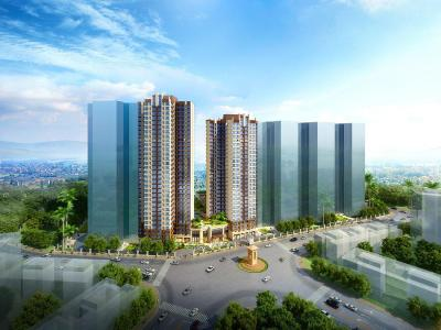 Gallery Cover Image of 592 Sq.ft 2 BHK Apartment for buy in Thane West for 11900000