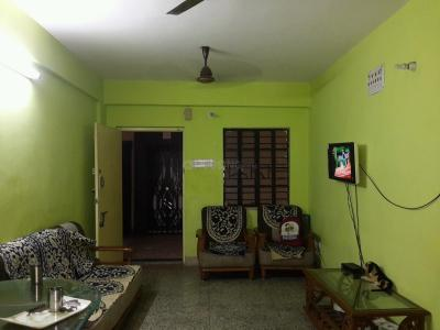 Gallery Cover Image of 916 Sq.ft 2 BHK Apartment for rent in Kaikhali for 13000