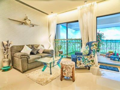 Gallery Cover Image of 710 Sq.ft 1 BHK Apartment for buy in Maan for 3600000