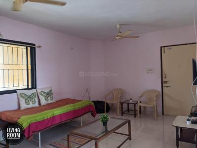 Gallery Cover Image of 1220 Sq.ft 2 BHK Apartment for rent in Daffodils, Magarpatta City for 29000