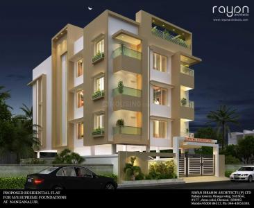 Gallery Cover Image of 937 Sq.ft 2 BHK Apartment for buy in Kolapakkam for 4871463