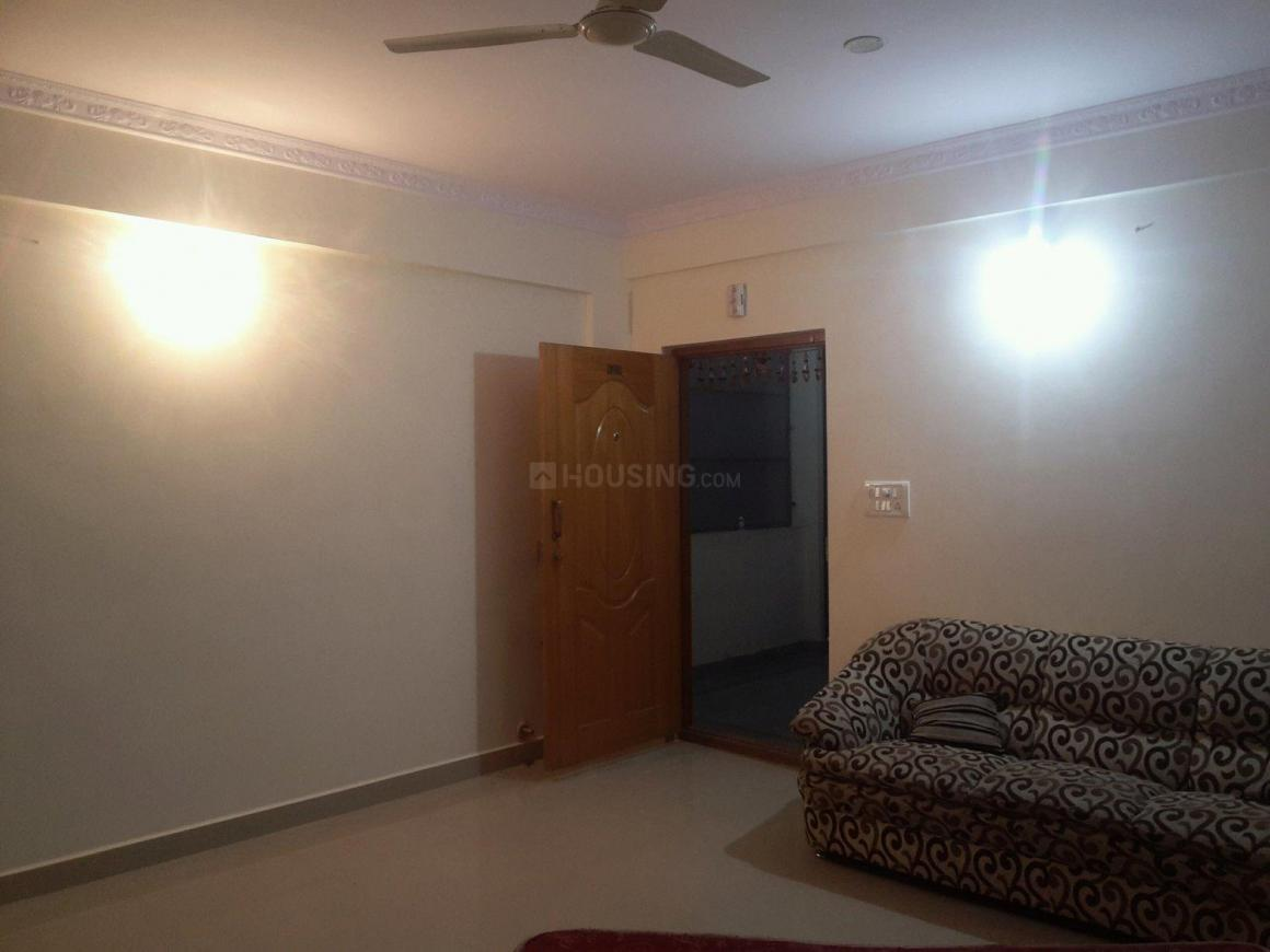 Living Room Image of 1500 Sq.ft 3 BHK Apartment for rent in New Thippasandra for 30000