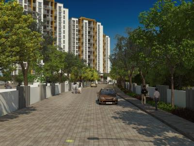 Gallery Cover Image of 475 Sq.ft 1 BHK Apartment for buy in Hinjewadi for 4230000