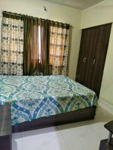 Bedroom Image of PG For Girls in Kasarvadavali, Thane West