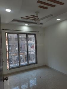 Gallery Cover Image of 850 Sq.ft 1 BHK Apartment for rent in Radiant Solitaire, Ulwe for 11000