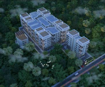 Gallery Cover Image of 993 Sq.ft 2 BHK Apartment for buy in Krithika Sheshadris Silver Oak, Uppal for 3200000