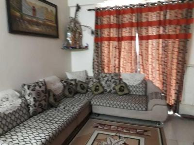 Gallery Cover Image of 1550 Sq.ft 3 BHK Apartment for rent in Crossings Republik for 10000