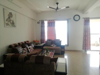 Gallery Cover Image of 1050 Sq.ft 2 BHK Apartment for rent in Dhanori for 26000