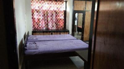 सेक्टर 62ए में गर्ल्स पीजी इन नोएडा के बेडरूम की तस्वीर