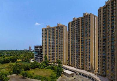 Gallery Cover Image of 1201 Sq.ft 3 BHK Apartment for buy in Marina Enclave Tower K & L, Malad West for 18400000