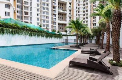 Gallery Cover Image of 1200 Sq.ft 2 BHK Apartment for rent in Lodha Luxuria Priva, Thane West for 32000